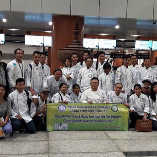 Employees Overseas Trip