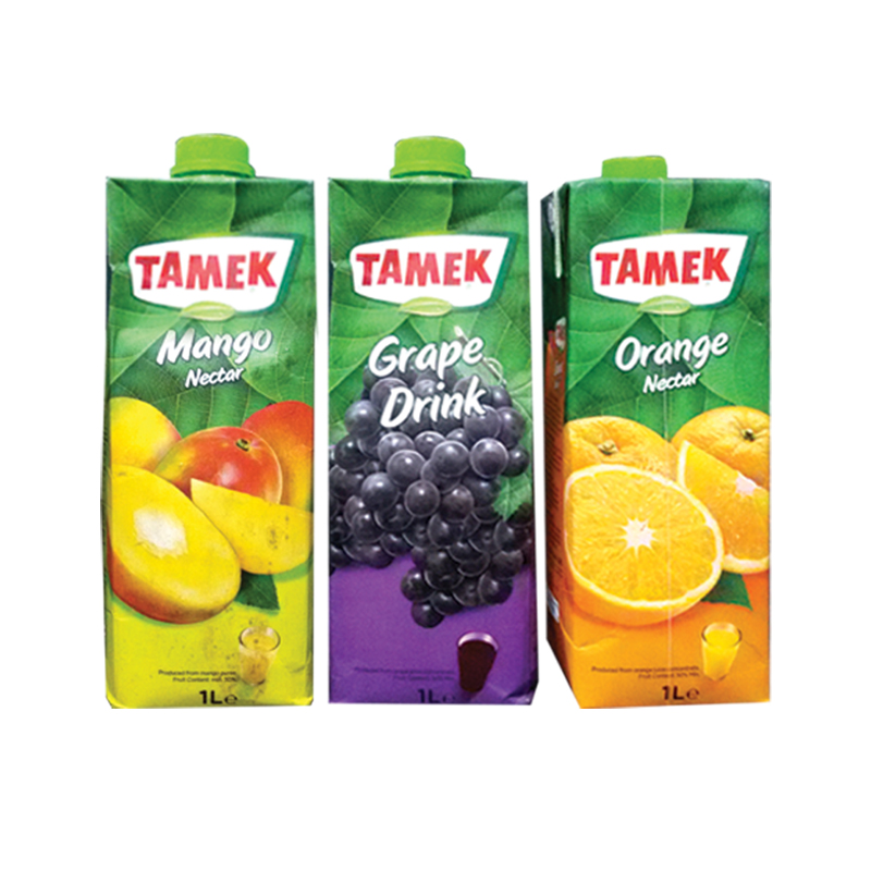 Tamek Mango, Grape, Orange Juice