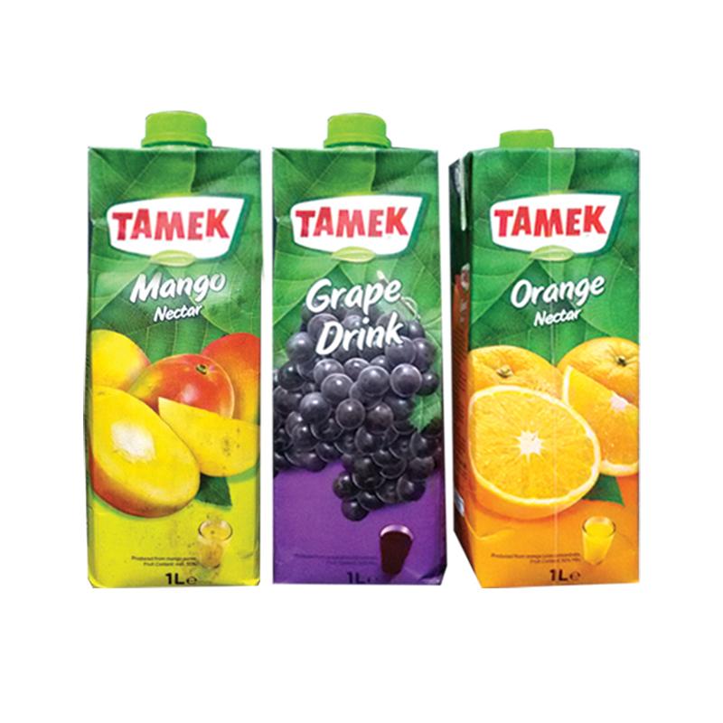 Tamek Mango, Grape, Orange Juice
