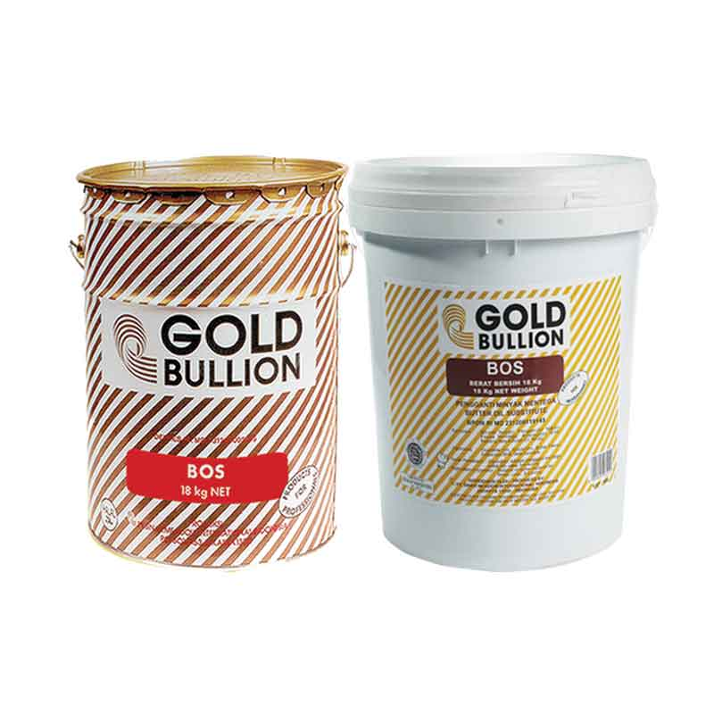 18 KG (Tin/Plastic) Butter Oil Substitute (BOS)